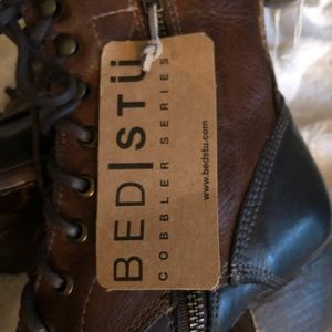 Bed Stu cobblers series lace up